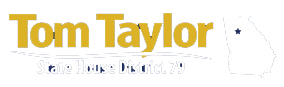Tom Taylor | Georgia State House Representative – District 79